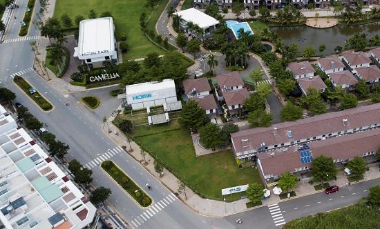 """Cận cảnh khu biệt thự sang chảnh Camellia Garden nơi ca sĩ Nhật Kim Anh bị bị trộm """"ghé thăm"""" - Ảnh 4"""