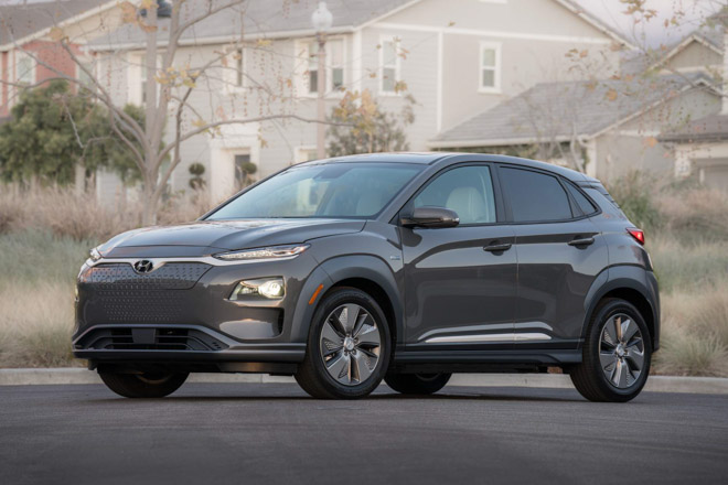 """Sắp ra mắt Hyundai Kona """"siêu đẹp"""" giá rẻ chạy bằng điện  - Ảnh 1"""
