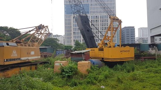 """Dự án tái định cư """"bỏ hoang"""" hàng chục năm giữa khu """"đất vàng"""" Thủ đô - Ảnh 3"""