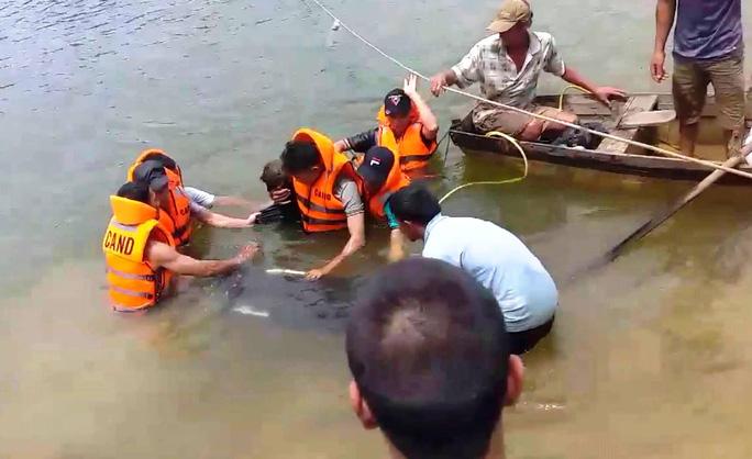 Lâm Đồng: Đi câu cá, 3 nam sinh chết đuối thương tâm - Ảnh 1
