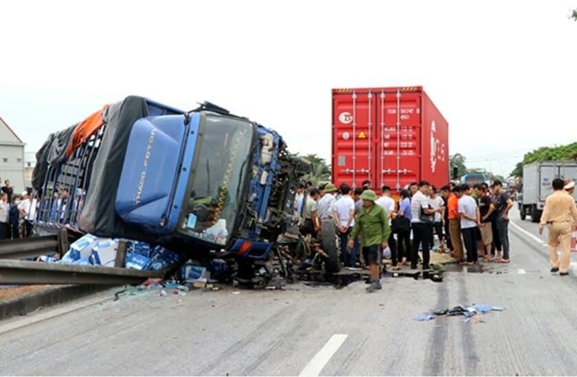 Bắt tạm giam 4 tháng tài xế gây tai nạn làm 5 người chết ở Hải Dương  - Ảnh 1