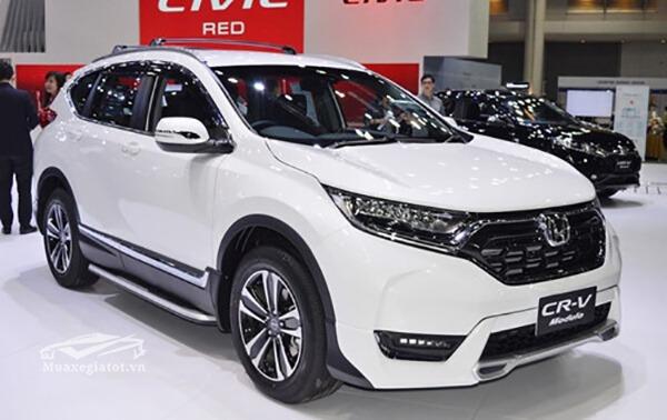 Honda CR-V tiếp tục giảm giá đến 70 triệu đồng - Ảnh 1