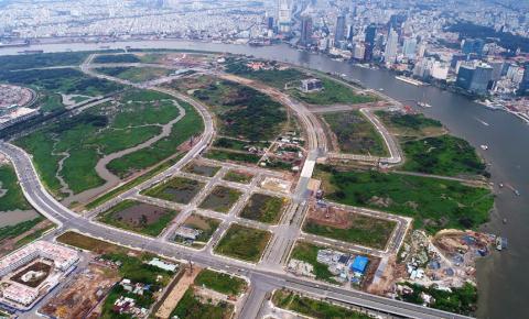 Đổi đất lấy hạ tầng ở Thủ Thiêm:  CII lo lắng có phải nộp lại hàng trăm tỷ đồng sau thanh tra? - Ảnh 1