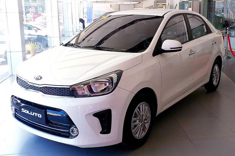 """Kia Soluto 2019 """"sang-xịn-mịn"""" giá chỉ từ 390 triệu đồng  - Ảnh 1"""