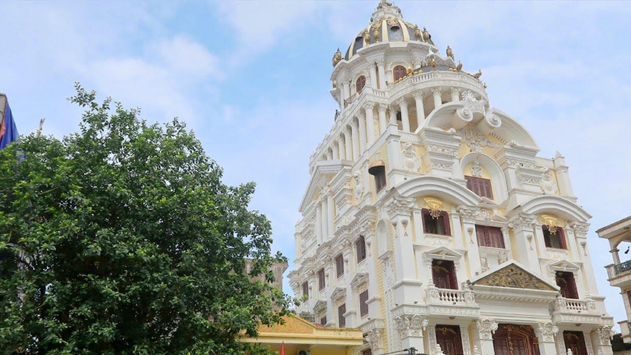 Chiêm ngưỡng tòa lâu đài dát vàng 300 tỷ của đại gia sắt vụn  - Ảnh 5