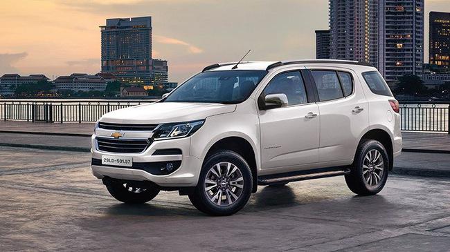 SUV Chevrolet đang giảm giá 'siêu mạnh' tới 100 triệu đồng/chiếc tại Việt Nam - Ảnh 1