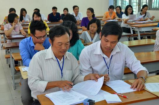 Bình Thuận: Xuất hiện điểm 9 môn Ngữ Văn trong kỳ thi THPT quốc gia 2019 - Ảnh 1