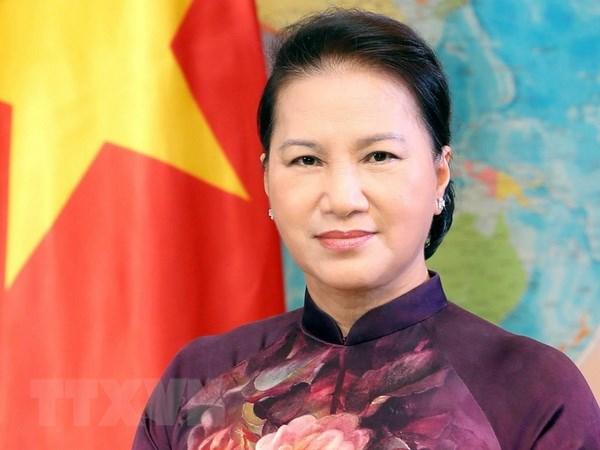 Chủ tịch Quốc hội Nguyễn Thị Kim Ngân lên đường thăm chính thức nước CHND Trung Hoa - Ảnh 1