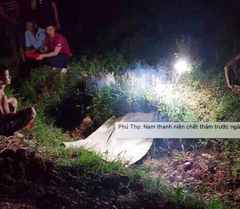 Phú Thọ: Xót xa nam thanh niên chết thảm trước ngày cưới - Ảnh 1