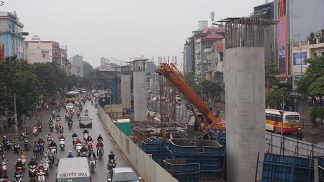 Dự án đường sắt đô thị của Vingroup bị tạm dừng để chờ cơ chế - Ảnh 1