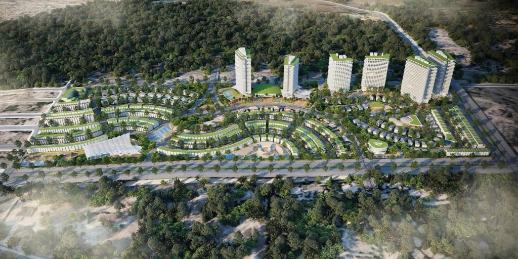 Hàng loạt dự án sai phạm của công ty Hưng Lộc Phát  - Ảnh 1