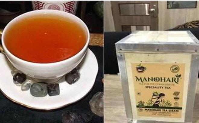 """""""Choáng váng"""" 2kg trà có giá 50 triệu đồng - Ảnh 1"""