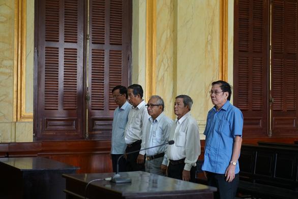 Nguyên tổng giám đốc Tập đoàn Cao su Việt Nam khắc phục sai phạm 20 tỷ đồng - Ảnh 1