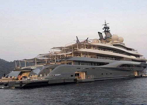 Chiêm ngưỡng chiếc du thuyền trị giá 9,5 nghìn tỷ  - Ảnh 1