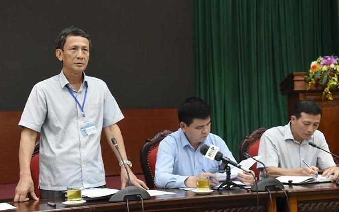 Lãnh đạo quận chưa biết ai đã đặt tên đường Ngô Minh Dương trái phép  - Ảnh 1