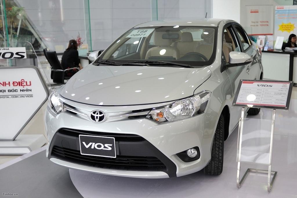 """Tháng 8, Toyota Vios giảm giá """"sốc"""" hơn 40 triệu đồng - Ảnh 1"""