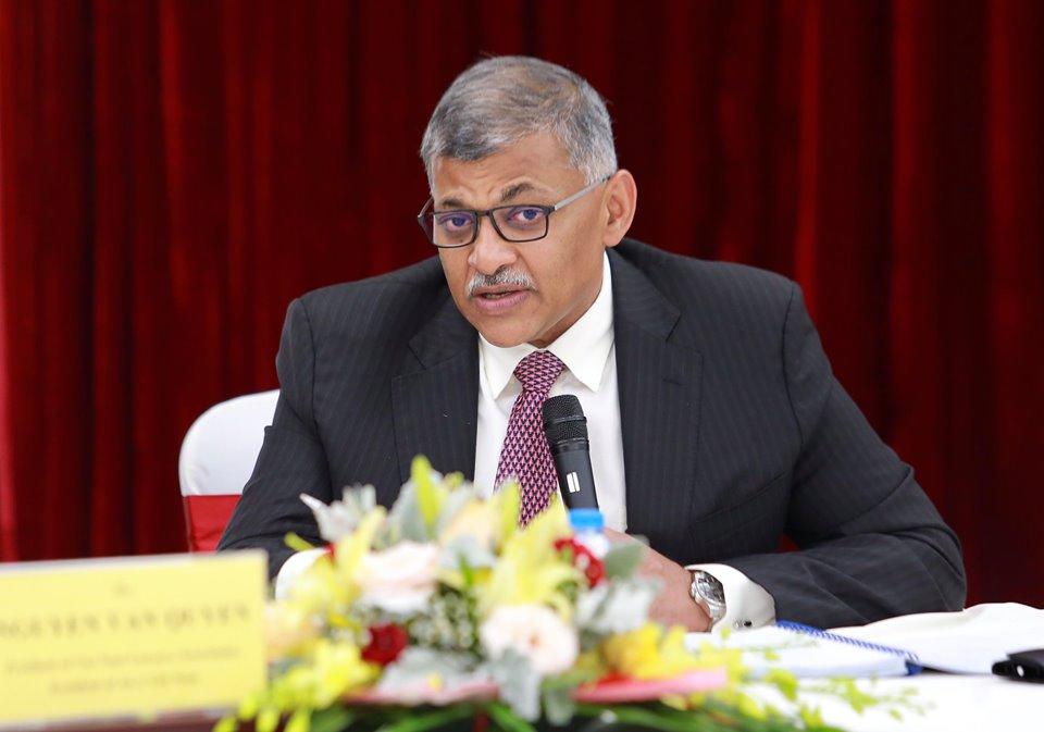 Đoàn đại biểu Hiệp hội Luật các nước ASEAN thăm và làm việc với Uỷ ban ALA quốc gia Việt Nam và Hội Luật gia Việt Nam - Ảnh 3