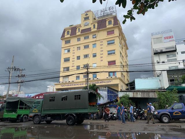 Bắt Tổng giám đốc Công ty địa ốc Alibaba Nguyễn Thái Lĩnh - Ảnh 2