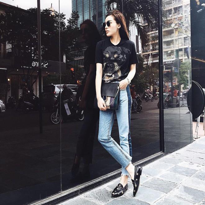 Hoa hậu Kỳ Duyên hóa thiên thần tỷ tỷ tại Paris Fashion Week - Ảnh 7