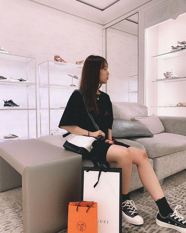 Joyce Phạm - con gái đại gia Minh Nhựa đi siêu xe 80 tỷ  - Ảnh 2