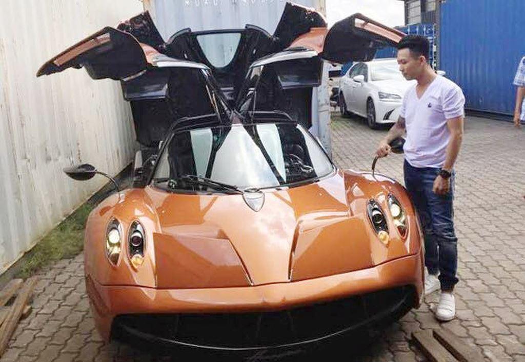 """Cưới con gái, Minh Nhựa """"thay áo"""" siêu xe đắt nhất Việt Nam  - Ảnh 5"""
