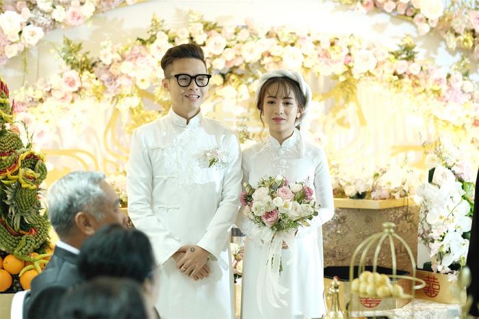 Toàn cảnh đám cưới xa hoa của con gái đại gia Minh Nhựa  - Ảnh 3