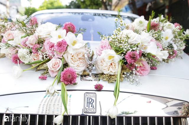 Toàn cảnh đám cưới xa hoa của con gái đại gia Minh Nhựa  - Ảnh 8