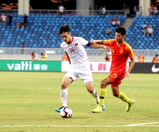 Những khoảnh khắc ấn tượng của U22 Việt Nam thắng chủ nhà Trung Quốc 2-0 - Ảnh 5
