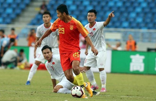 Những khoảnh khắc ấn tượng của U22 Việt Nam thắng chủ nhà Trung Quốc 2-0 - Ảnh 6