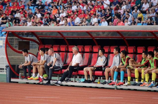 Những khoảnh khắc ấn tượng của U22 Việt Nam thắng chủ nhà Trung Quốc 2-0 - Ảnh 8