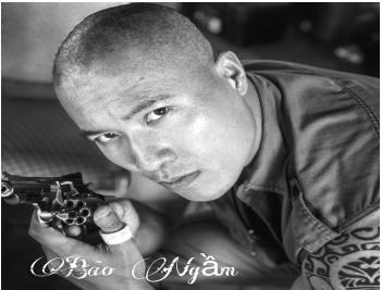 Diễn viên Lê Quang Hoà: Gã giang hồ trên phim ảnh mong có cơ hội thoát vai - Ảnh 1