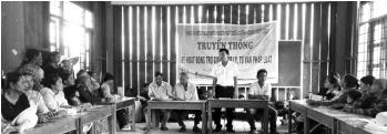 Hội Luật Gia tỉnh Phú Yên: Tăng cường công tác tuyên truyền, phổ biến giáo dục pháp luật - Ảnh 1