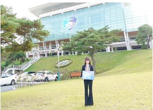 Hoa hậu Hà Thu Trang được Đại học Y Daegu Haany, Hàn Quốc bổ nhiệm chức giáo sư - Ảnh 5