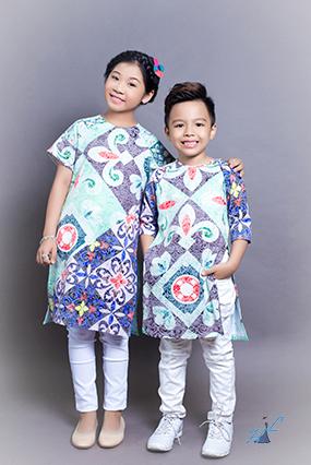 Sành điệu hơn với phong cách thời trang dạo phố mới của gia đình - Ảnh 4