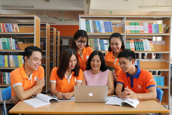 Thi THPT Quốc Gia 2018: Hồ sơ dự tuyển trường Đại Học Đại Nam tăng mạnh - Ảnh 5