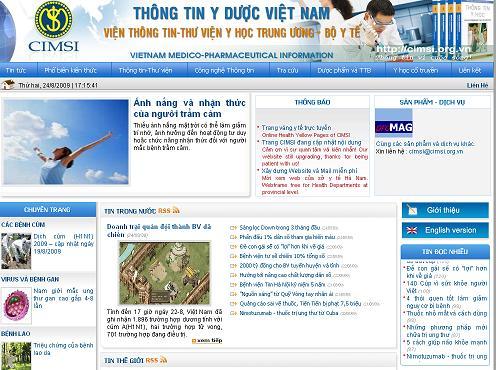 Có thể bạn chưa biết: Những trang web hay về lĩnh vực sức khỏe - Ảnh 2
