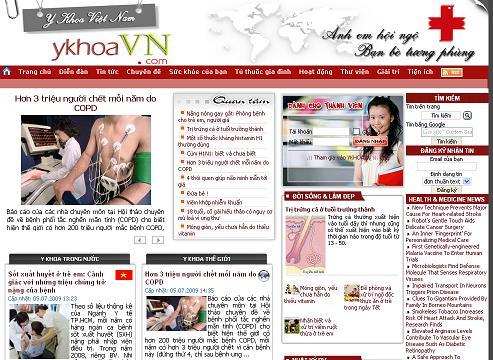 Có thể bạn chưa biết: Những trang web hay về lĩnh vực sức khỏe - Ảnh 4