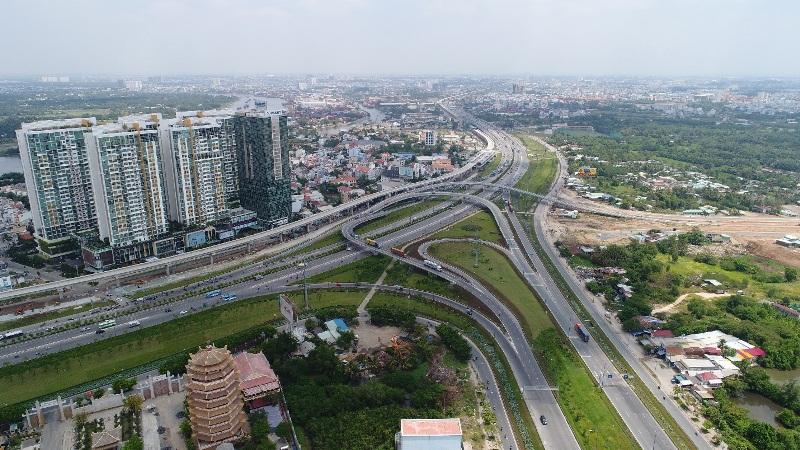 Cơ hội đầu tư căn hộ ven sông ở khu Đông thành phố - Ảnh 1
