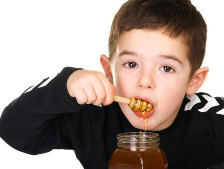 Cách trị táo bón cho trẻ bằng mật ong nhanh khỏi nhất - Ảnh 1