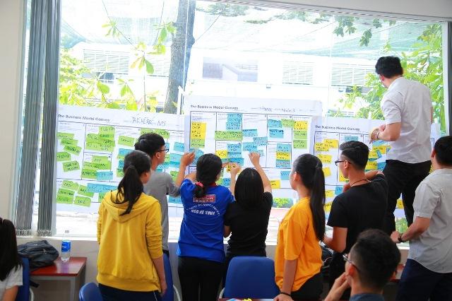 Đại học Công nghiệp Thực phẩm TP.HCM: Tiên phong trong đào tạo chương trình Đổi mới sáng tạo và Khởi nghiệp cho sinh viên đại học - Ảnh 6