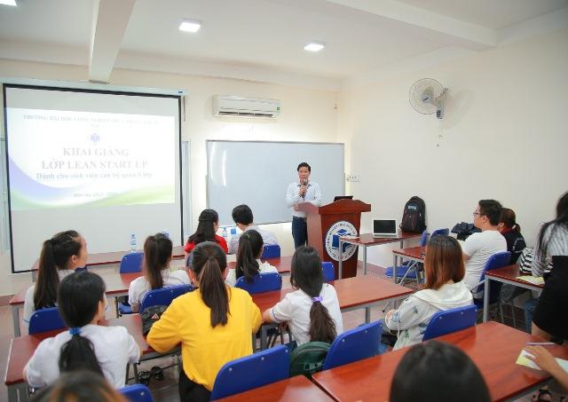 Đại học Công nghiệp Thực phẩm TP.HCM: Tiên phong trong đào tạo chương trình Đổi mới sáng tạo và Khởi nghiệp cho sinh viên đại học - Ảnh 2
