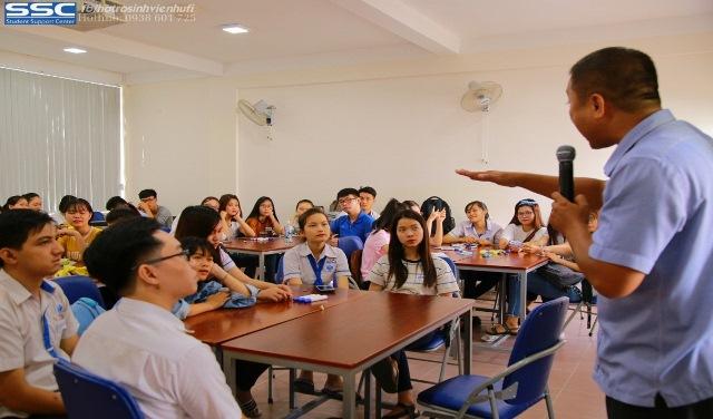 Đại học Công nghiệp Thực phẩm TP.HCM: Tiên phong trong đào tạo chương trình Đổi mới sáng tạo và Khởi nghiệp cho sinh viên đại học - Ảnh 3