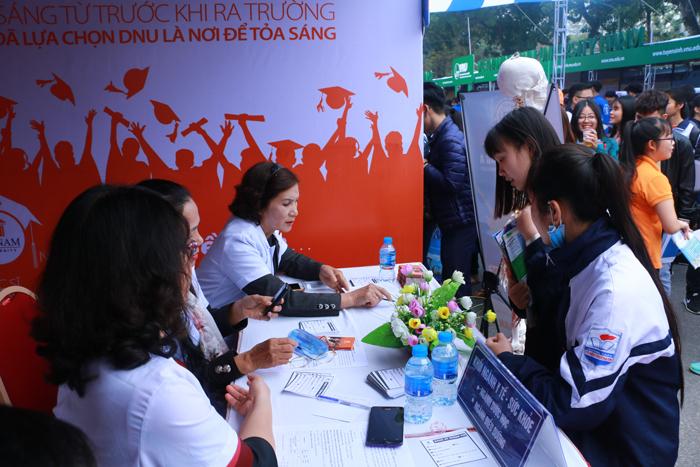 Đại Học Đại Nam công bố mức điểm sàn xét tuyển đại học năm 2018 - Ảnh 2