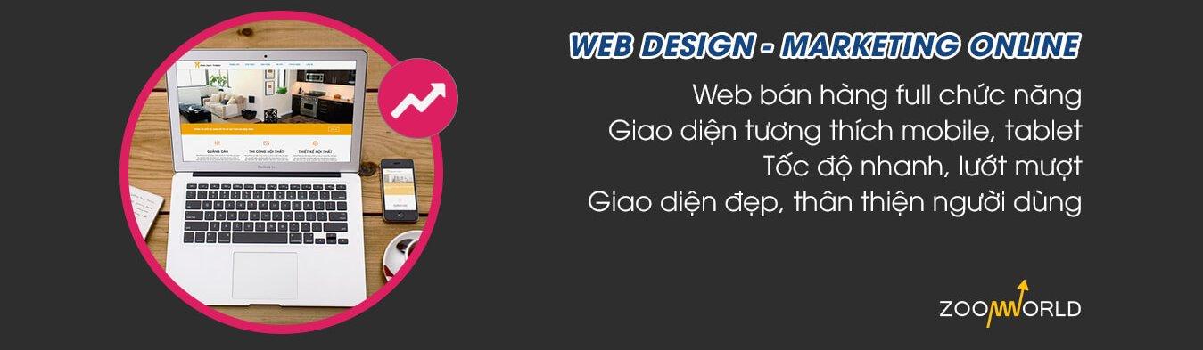 Thiết kế website ZoomWorld - Đón đầu xu hướng thời đại công nghệ 4.0 - Ảnh 3