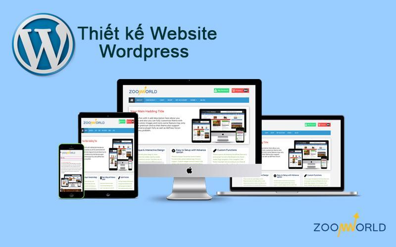 Thiết kế website ZoomWorld - Đón đầu xu hướng thời đại công nghệ 4.0 - Ảnh 1