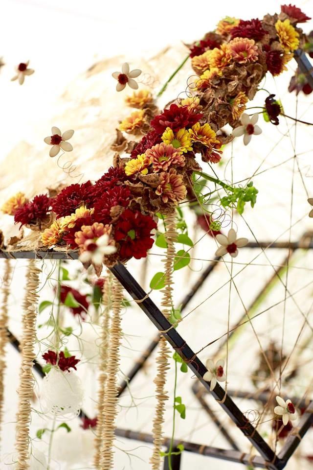 Nghệ nhân thiết kế hoa quốc tế Trần Hoài Chiến - Ảnh 8