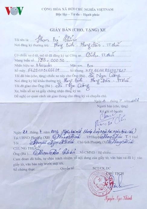 Vụ tai nạn 13 người chết ở Quảng Nam: Tài xế ô tô 16 chỗ là chủ xe, có bằng lái hạng D - Ảnh 2