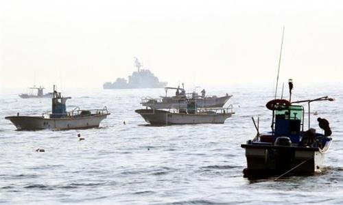 Triều Tiên thả tàu cá Hàn Quốc vì lý do nhân đạo - Ảnh 1