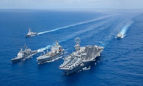 Mỹ sẽ gia tăng tàu chiến ở châu Á - Thái Bình Dương - Ảnh 1
