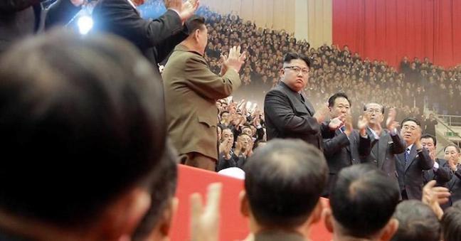 Triều Tiên diễn tập sơ tán chuẩn bị cho chiến tranh? - Ảnh 1